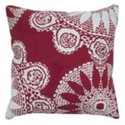 Rizzy Home Medallion Printed Throw Pillow