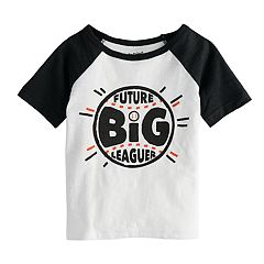 Baby Boy Jumping Beans® Graphic Raglan Tee