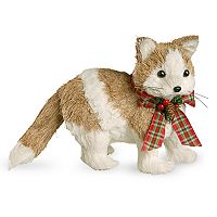 National Tree Company Cat Table Decor
