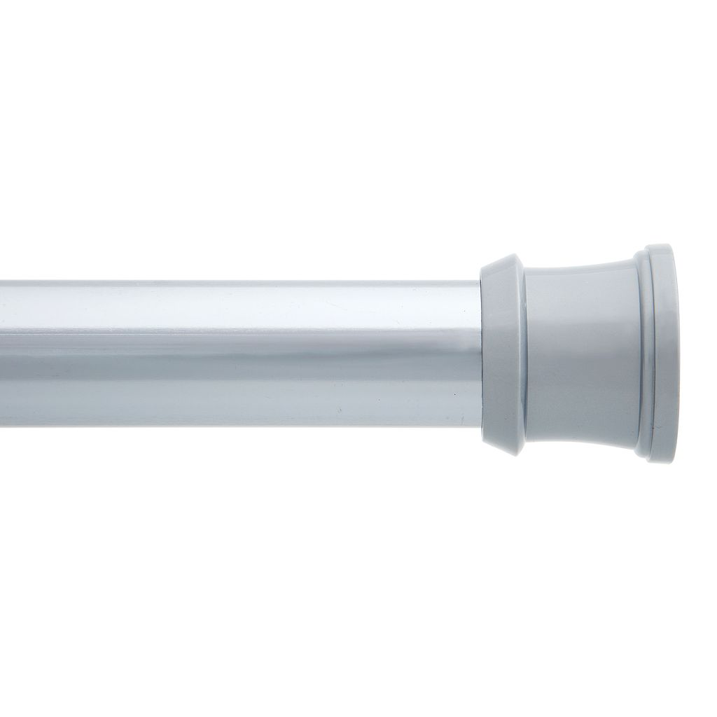 Kenney Twist & Fit Shower Curtain Rod