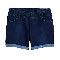 Toddler Girl Jumping Beans® Midi Jegging Shorts