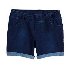 Toddler Girl Jumping Beans® Midi Jegging Shorts