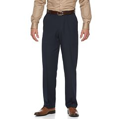 Men's Croft & Barrow® Classic-Fit Flat-Front Essential Dress Pants