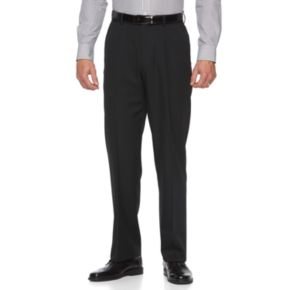 Men's Croft & Barrow® Classic-Fit Flat-Front Essential Dress Pants