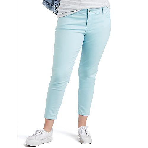 Plus Size Levi's® 711 Ankle Jeans
