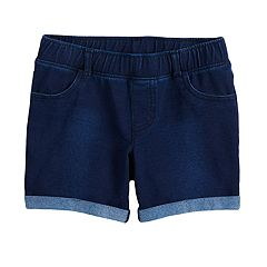 Girls 4-10 Jumping Beans® Midi Jegging Shorts