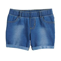 Girls 4-10 Jumping Beans® Midi Jegging Shorts