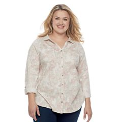 Plus Size SONOMA Goods for Life™ Tunic Shirt