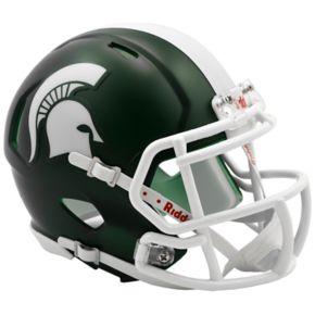 Riddell NCAA Michigan State Spartans Speed Mini Replica Helmet