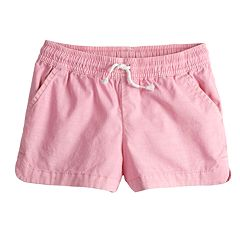Toddler Girl Jumping Beans® Woven Dolphin Shortie Shorts