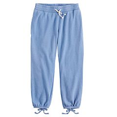 Girls 7-16 SO® Faux-Bow Back Jogger Pants