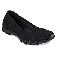 Skechers Relaxed Fit Bikers Witty Knit Women's Shoes