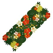 Celebrate Summer Together Palm Cut-Out Table Runner - 36'