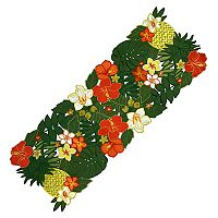 Celebrate Summer Together Palm Cut-Out Table Runner - 36