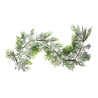 Northlight 6-ft. Two-Tone Cedar Artificial Christmas Garland