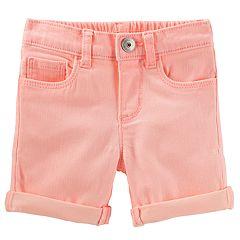 Toddler Girl OshKosh B'gosh® Cuffed Bermuda Shorts
