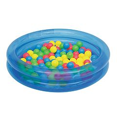 Bestway Up, In, & Over 2-Ring Ball Pit Play Pool