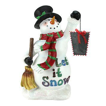 Northlight 18-in. Snowman Chalkboard Countdown Christmas Decor
