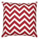Rizzy Home Chevron Print Throw Pillow