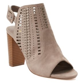 madden NYC Chesterr Women's High Heel Ankle Boots