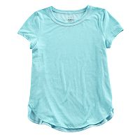 Girls 7-16 SO® Sporty Tee