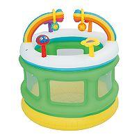 Bestway Up, In, & Over Rainbow Go & Grow Play Center