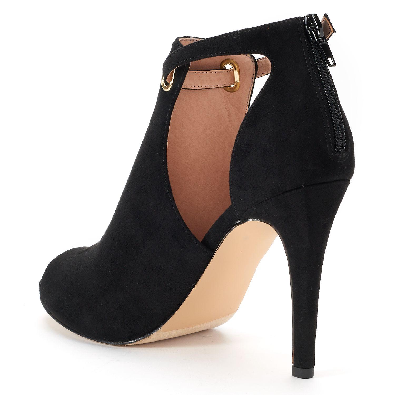 madden NYC Saander Women's ... Heel Boots 2Vw6H