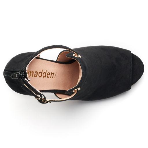 madden NYC Rockett Women's High Heel Ankle Boots