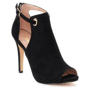 madden NYC Rockett Women's High Heel Ankle Boots