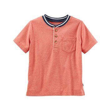 Toddler Boy OshKosh B'gosh® Henley Tee