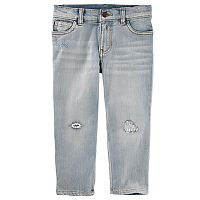 Toddler Boy OshKosh B'gosh® Distressed Jeans