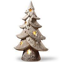 National Tree Company 17-in. Light-Up Tree Floor Christmas Decor