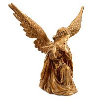 National Tree Company 24-in. Angel & Flute Floor Decor
