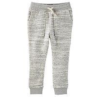 ToddlerBoy OshKosh B'gosh® Heathered Jogger Pants