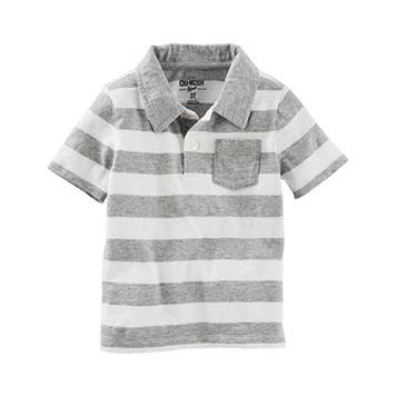 Toddler Boy OshKosh B'gosh® Striped Polo