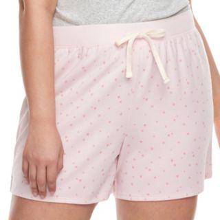 Plus Size SONOMA Goods for Life? Shorts