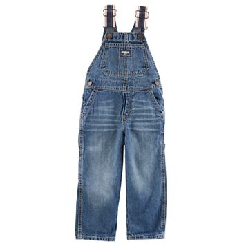ToddlerBoy OshKosh B'gosh® Denim Overalls
