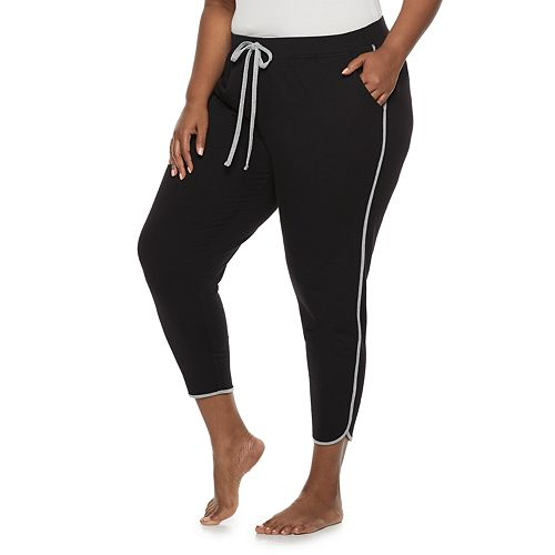 af3cbf979744e Plus Size SONOMA Goods for Life™ Tulip Hem Lounge Pants