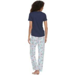 Women's SONOMA Goods for Life? 3-Piece Pajama Set