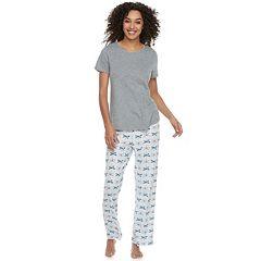 Women's SONOMA Goods for Life™ 3-Piece Pajama Set