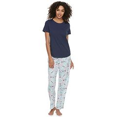 Women's SONOMA Goods for Life™ 3-Piece Pajama Set