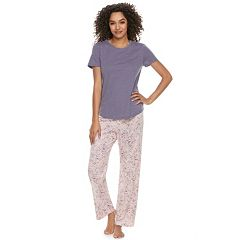 Women's SONOMA Goods for Life™ 3 pc Pajama Set