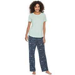 Women's SONOMA Goods for Life™ 3 pc Pajama Set
