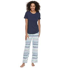 Petite SONOMA Goods for Life™ 3-Piece Pajama Set