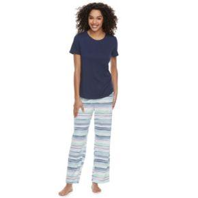 Petite SONOMA Goods for Life? 3-Piece Pajama Set