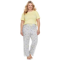 Plus Size SONOMA Goods for Life™ 3-Piece Pajama Set