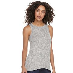 Women's SONOMA Goods for Life™ High-Neck Tank