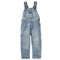 Toddler Boy OshKosh B'gosh® Sun Faded Denim Overalls