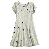 Toddler Girl Jumping Beans® Printed Skater Dress