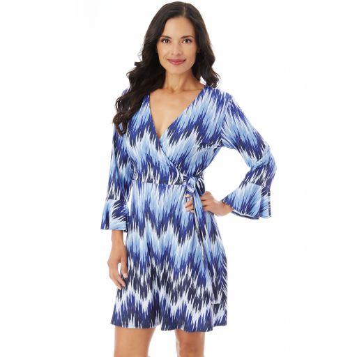 Women's Apt. 9® Printed Wrap  Dress
